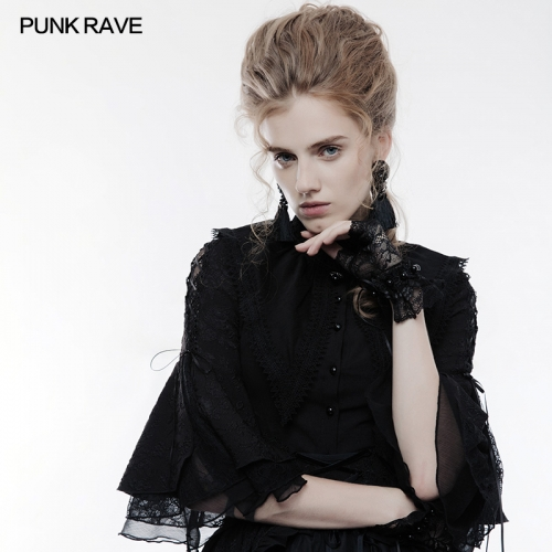 PUNK RAVE  Lolita  Lace  Girls Gloves WLS-049