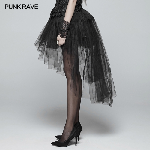 PUNK RAVE lolita women skirts WLQ-090BQF