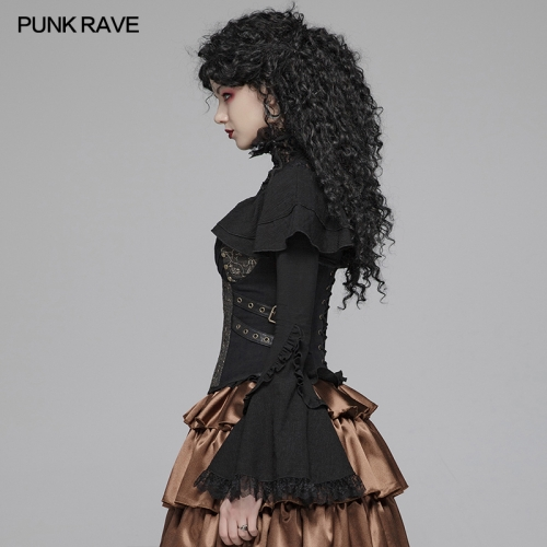 PUNK RAVE women vest WY-1032SYF