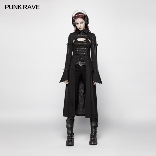 PUNK RAVE women leisure jacket WY-981XCF