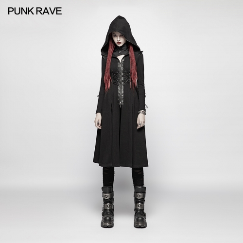 PUNK RAVE women knit jacket WY-964ZCF