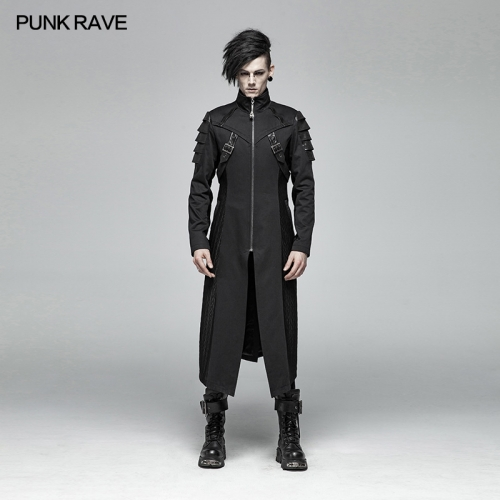 PUNK RAVE hot Daily Punk Armor mens jacket/jumper WY-999XCM