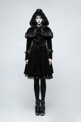 PUNK RAVE LOLITA Gorgeous Coat LY-065