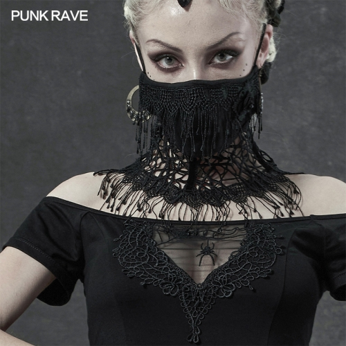 Daily Gothic lace mask WS-380KZF