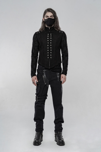 Daily Punk Men's Mask WS-375KZM