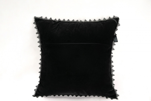 Gothic serpent embroidered hold pillow/cushion JZ-004FZ